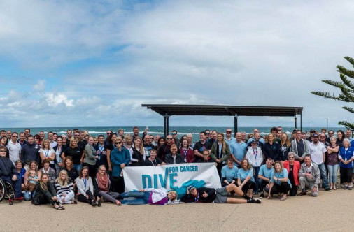 Dive For Cancer Adelaide 2017