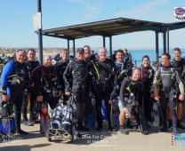 """Diving Adelaide"" get behind Dive For Cancer again."