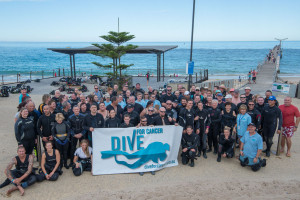 Dive For Cancer 2015