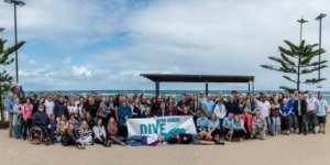 Dive For Cancer 2017