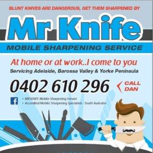 Mr Knife