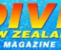 Dive New Zealand magazine article