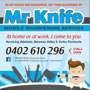 Mr Knife