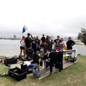 Dive For Cancer Queensland