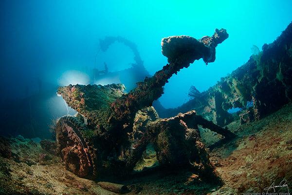 Micronesia - Truk Lagoon